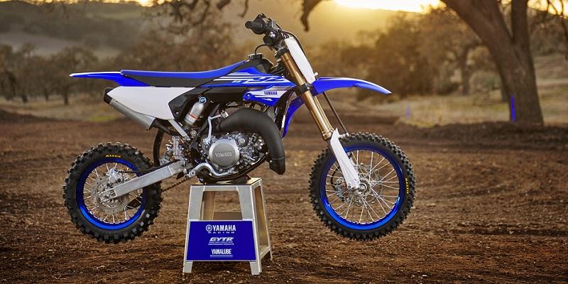 Totalmente Nueva Yamaha YZ65