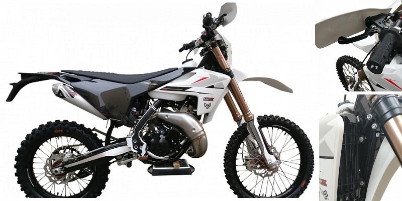 GPX Moto: ENDURO TSE 250R
