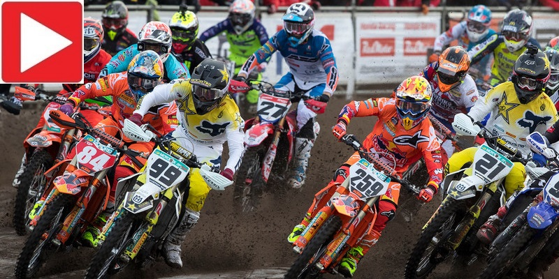 Highlights MXGP de Europa 2018