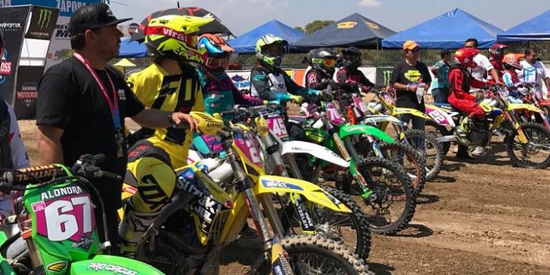 Nacional de Motocross en Zapopan