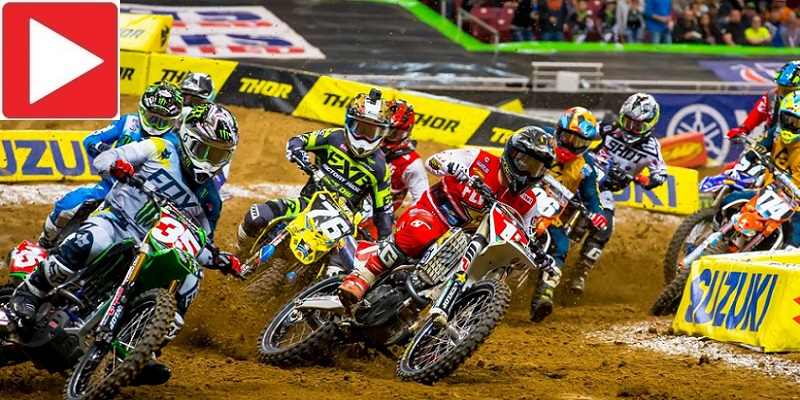 Supercross Highlights desde St. Louis