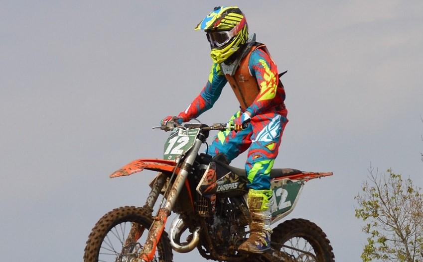 Estado del Campeonato Nacional de Motocross