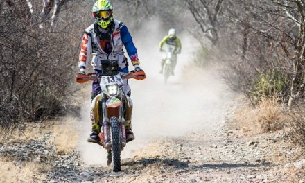 RALLY COAST TO COAST 2018; ETAPA 2 y 3