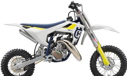 Husqvarna Motorcycles Presenta Modelos Mini 2019