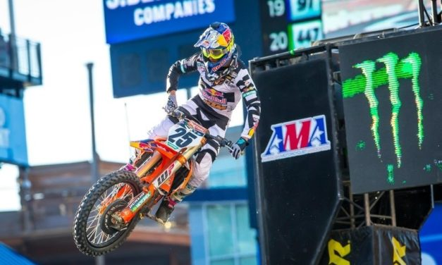 Supercross Highlights desde Foxborough
