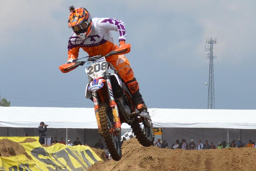 Nacional de Motocross en Morelia