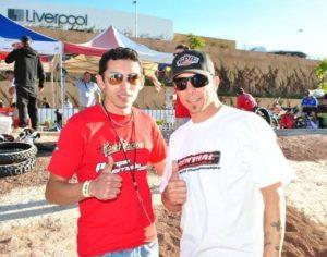 Gary y Woods en Morelia, México ISDE 2010