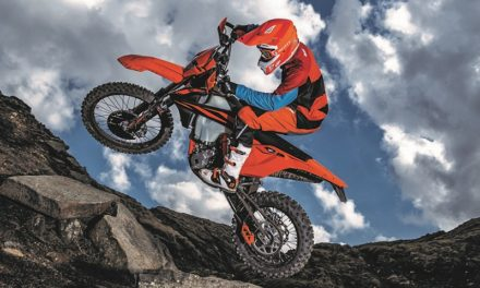Doble promoción en KTM Off Road 2019