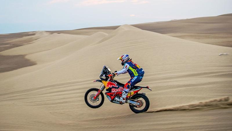 Dakar 2019: 10 Etapas 100% Perú