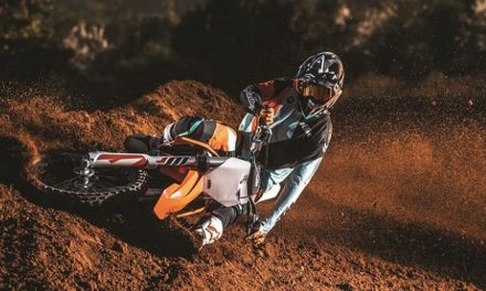 Motocross | Línea 2019 de KTM