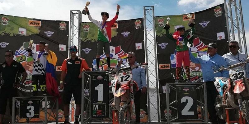 México Campeón en 50cc y 65cc