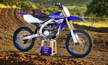 Yamaha Motocross & Cross Country 2019