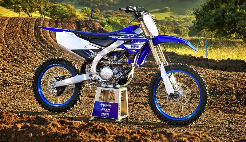 Yamaha Motocross & Cross Country 2019