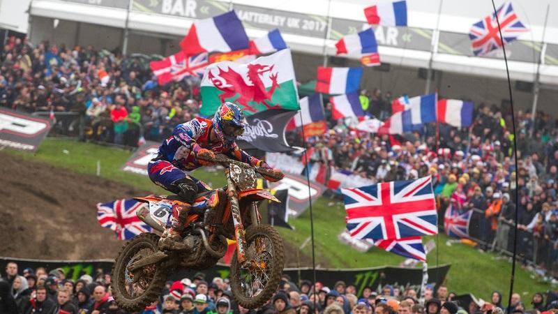 74ª edición del Motocross de las Naciones