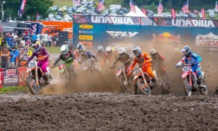 Motocross | Dominio Francés en Unadilla, NY