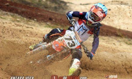 Campeones de la Olimpiada de Motocross