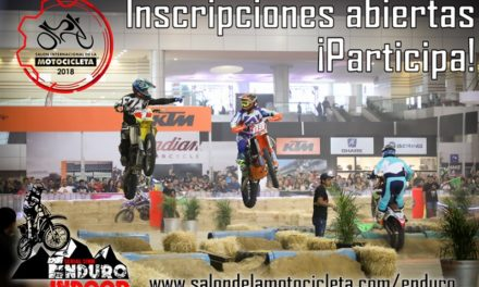 Enduro Indoor en el SIMM