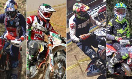 ISDE 2018 | Equipo Trofeo Mexicano