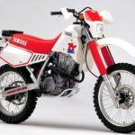 Enduro Vintage   Yamaha TT350
