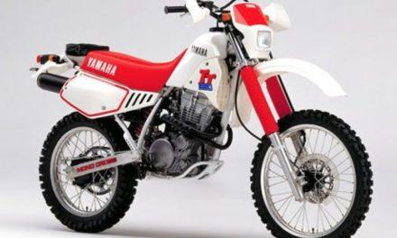 Enduro Vintage | Yamaha TT350