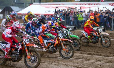 VIDEO: Clasificaciones en Motocross de las Naciones