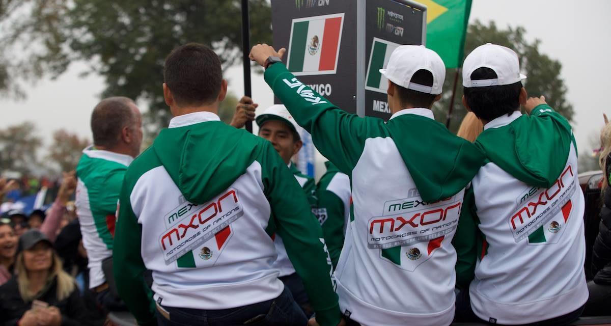 México 7º en la Final B del MXoN