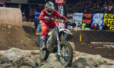 Penúltima fecha del EnduroCross Series