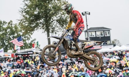 América Latina en el Motocross de las Naciones