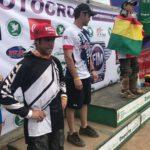 Bolivia Campeón Latino de Motocross MX1