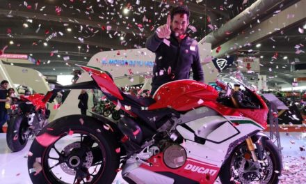 ¡La Motocicleta de tus sueños, en el SIMM!