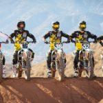 Husqvarna Motorcycles: Equipo de Supercross