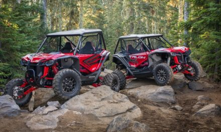 Honda presenta: Talon 1000X y 1000R