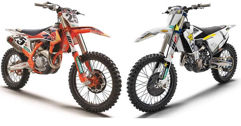 MX 450 Ediciones de Fábrica