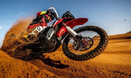 Dakar 2019: HRC Rally Team