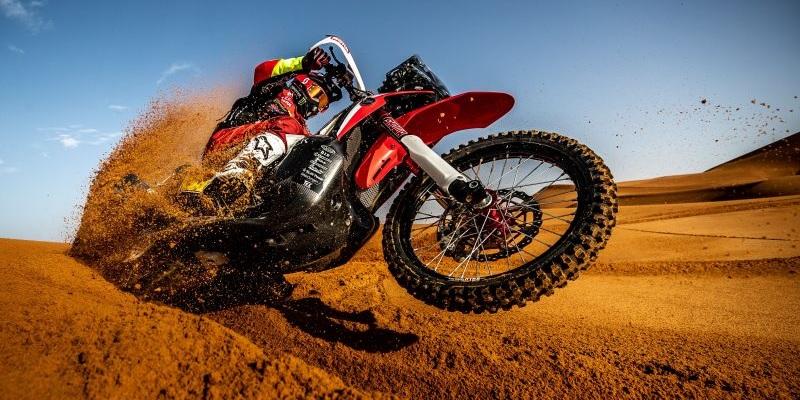 Dakar 2019: HRC Rally Team