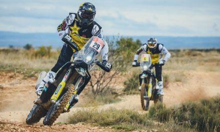 Dakar 2019: Husqvarna Rally Team
