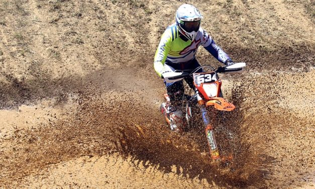 Final del Nacional de Enduro en Valle