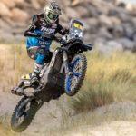 Yamaha Rally listo para el Dakar 2019