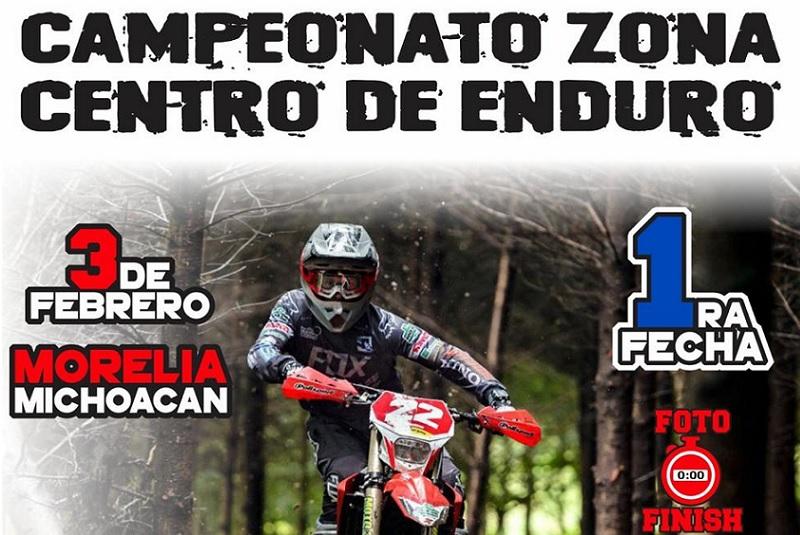 1ª Fecha Centro Enduro, Morelia