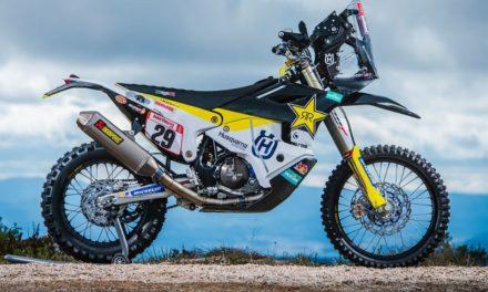 Motos del Rally Dakar