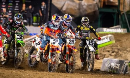 VIDEO: Supercross, Triple Corona