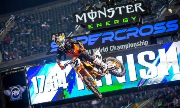 Supercross Highlights, Round 4