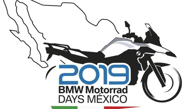 BMW Motorrad Days México 2019