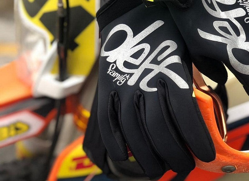 """Guantes Deft Family """"Cold Weather"""""""