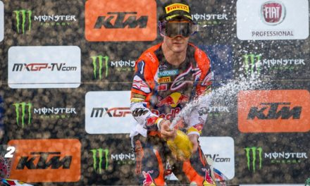 Jeffrey Herlings Lesionado