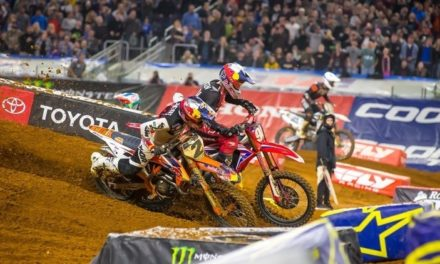 Highlights Supercross en Arlington