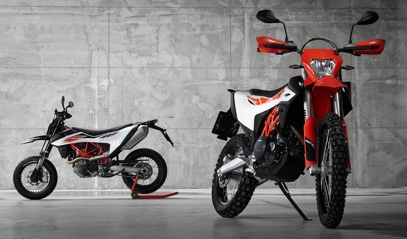 Nuevos KTM 690 SMC R y KTM 690 ENDURO R