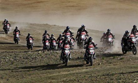BMW Motorrad GS Trophy 2020