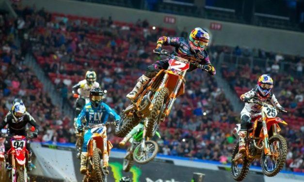 Supercross Highlights, Rd. 9 Atlanta