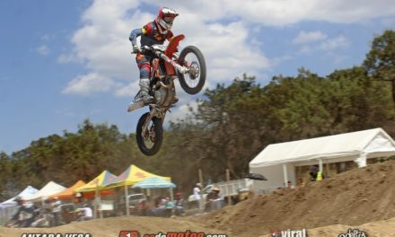 Imágenes: Motocross en Tlaxco, Tlaxcala